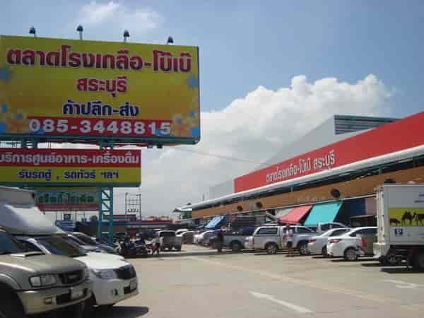 Rong Kluea Market